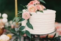 WEDDING | CAKE / by At First Blush & Co. Events
