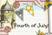 Fourth of July! / Fourth of July DIY and home Decor