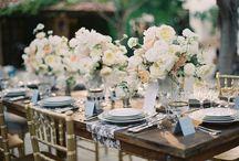WEDDING | TABLE DESIGN