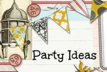 Party ideas / Party ideas that will inspire!