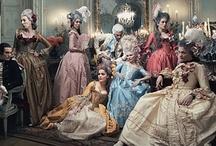 Marie Antoinette Dresses / by Tejae Floyde