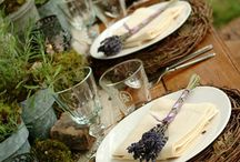 tablescapes / Welcoming guests fashionably