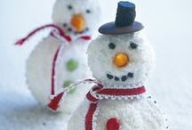 Winter party / Birthday ideas for winter kids.  / by Claire Giard