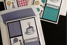 Cardmaking and Scrapbooking Ideas / by Candice Rastrelli