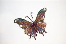 Macrame Butterflies / by Macrame Art