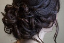 INSPIRATION | BEAUTY / Hair & Makeup  / by At First Blush & Co. Events