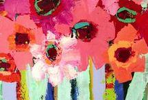 paintings / by Rachel Rieves