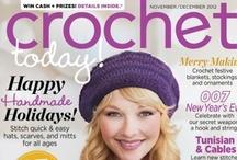 Crochet Today Nov/Dec 2012 / by Crochet Today