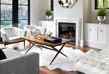 DECOR | LIVING ROOM / by At First Blush & Co. Events