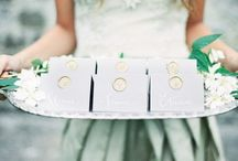 WEDDING | SEATING & ESCORT
