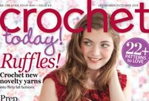 Crochet Today Sept/Oct 2013 / by Crochet Today