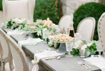 WEDDING | AL FRESCO / by At First Blush & Co. Events