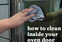 Clever Cleaning & Storage / Home cleaning tips and recipes.