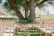 WEDDING | CEREMONY / by At First Blush & Co. Events