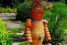 Outdoor Decor / Beautiful gardens, cozy patio furniture, and other outdoor design inspiration.