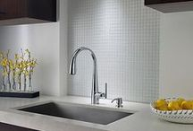 Colorful Modern Kitchen / Pfister's #ModernKitchen Pinterest Challenge / by Pfister Faucets