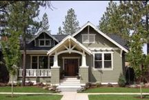 Dream Abode / Craftsman, Country, Lodge & Rustic Styles / by Janet