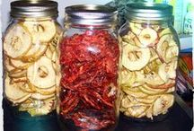 FOOD STORAGE can,dry,ferment  etc.. / Food storage ideas & recipes .  I claim none ax my own. / by Carol Ann Christian