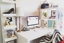 Workspaces / by TRES DOPE