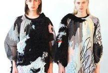 Fabric manipulation / Texture
