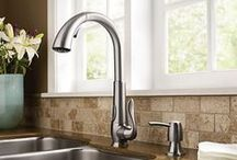 Faucet Faceoff / Preview our Faucet Faceoff Battle and vote for your favorite to win! #FaucetFaceoff  http://blog.pfisterfaucets.com/pfisters-faucet-faceoff/ / by Pfister Faucets