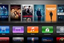 Apple TV / Apple Tv / by Studio-40