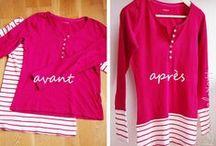 Altered Clothing / Refashion, altered, upcycled clothing