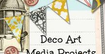 Deco Art Media Projects