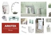 Arkitek Style Suite Giveaway! / Pfister's Arkitek faucet is the embodiment of modern design and clean sleek artistry. Win this Arkitek inspired prize package to bring this contemporary style to your bathroom!  Click here to a brief survey to enter to win everything you see on this board: pfsoci.al/ArkitekSurvey.   The Arkitek Suite Giveaway is open Tuesday, May 5, 2015 at 9:00am EST through Sunday, May, 31, 2015 at 11:45pm EST. / by Pfister Faucets