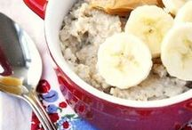 Dairy-Free Breakfast / Healthy and easy plant-based breakfast recipes. Vegetarian, vegan and dairy free breakfast ideas.  Some gluten-free meal ideas as well. Quick and clean eating recipes for mornings. Overnight oats, chia pudding, muffins, sandwiches, granola, and bars.
