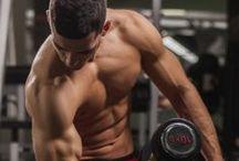 Man's Workout, Men's Fitness (Тренировки для мужчин)