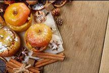 Pomme Fondante / Telle une pomme cuite au four, les notes de sucre caramélisé se mêlent aux vapeurs épicées de cannelle de Ceylan et de clou de girofle d'Indonésie.