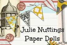 Julie Nutting Paper Dolls