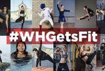 #WHGetsFit