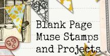 Blank Page Muse & Projects