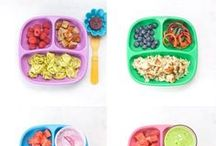 Toddler Meals / Toddler meals (18 month, 2 year +) ideas for picky eaters. Ideas for breakfast, lunch, dinner and snacks for daycare. Make ahead finger foods and easy meals for toddlers on the go. Simple and quick vegetarian recipes.