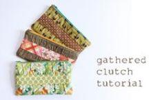 Bags. Purses. Pouches. etc / by Abby Richardson