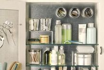 Bathroom Organization / Tips to Organize Your Bathroom / by Childhood Cancer Awareness