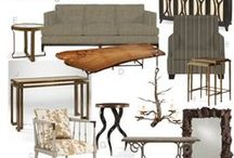 Room Design Concepts / by Angela Todd Designs