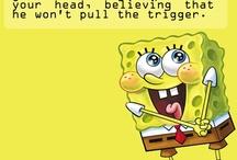 My Spongebob Obsession  / by Shannon Hogan