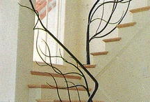 Stairs / by Angela Todd Designs