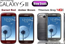 Samsung Galaxy S3 Deals / Free Samsung Galaxy S3 contract deals with the cheapest UK prices for line rental on pay monthly contracts. / by Phones LTD - Compare Cheap Mobile Phone Deals