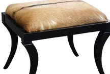 Benches, Chaises, Ottomans / by Angela Todd Designs