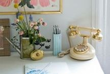 Office Chic / All work and no play? Then you should have a nice place to stay. / by PoshLiving