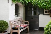 Outdoor Spaces / Sometimes, its what's on the outside that counts... / by PoshLiving
