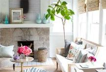 Inspirational Living Spaces / Beautiful home design from others that inspires us. / by PoshLiving