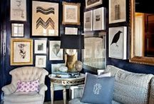 Adorn Your Walls / We'd like to be a fly on these walls! / by PoshLiving