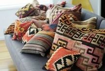 Plush Pillows / You're never too old for a pillow fight. / by PoshLiving