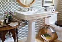Breathtaking Bath / You can relax in the bath when the room looks this good. / by PoshLiving