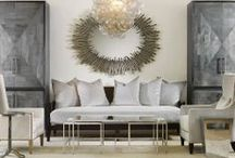 Suave Seating / Couches and chairs for your derrieres. / by PoshLiving